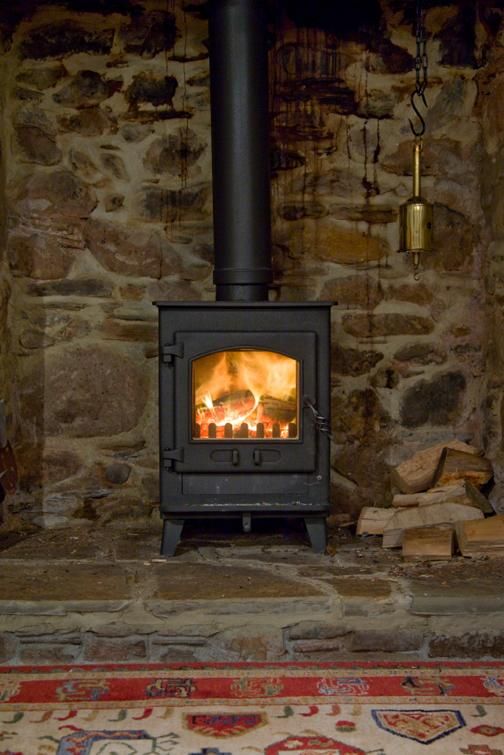 Wood Pellets For Heating ~ Environment friendly pellet stove fuel